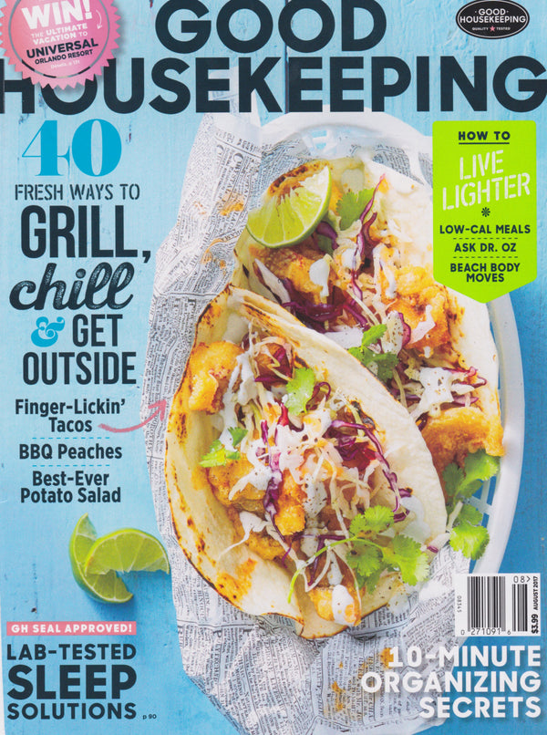Good Housekeeping - August 2017