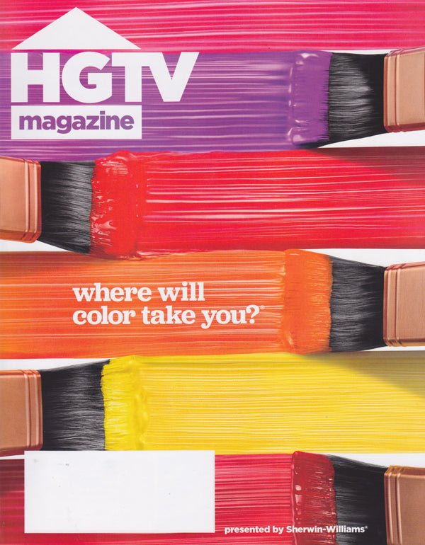 HGTV Magazine - September 2016