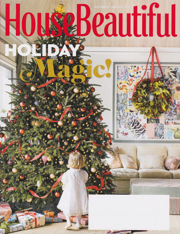 House Beautiful - January 2017