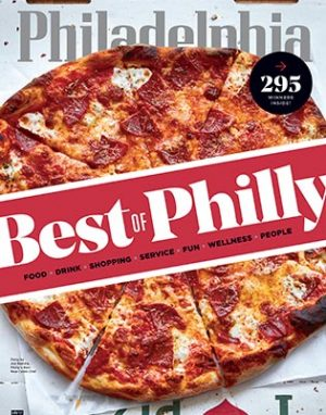 Philadelphia Magazine - August 2017