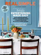 Real Simple Magazine - November 2013
