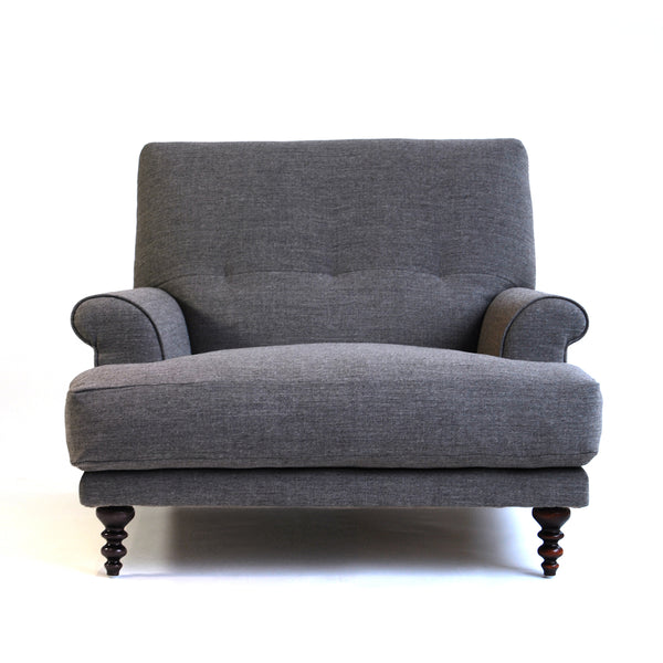 Oscar Armchair by Matthew Hilton
