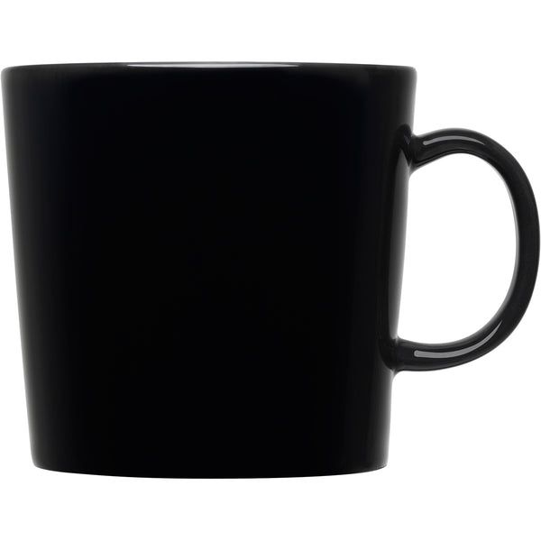 Teema Large Mug - Black