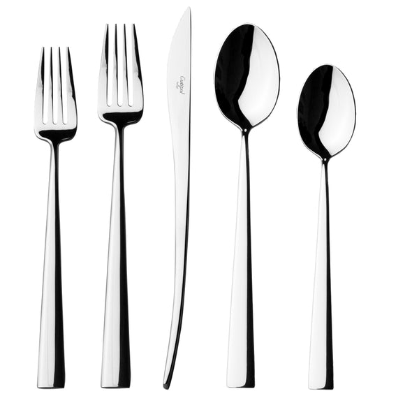 Bali Cutlery - Polished Steel - Boxed Sets