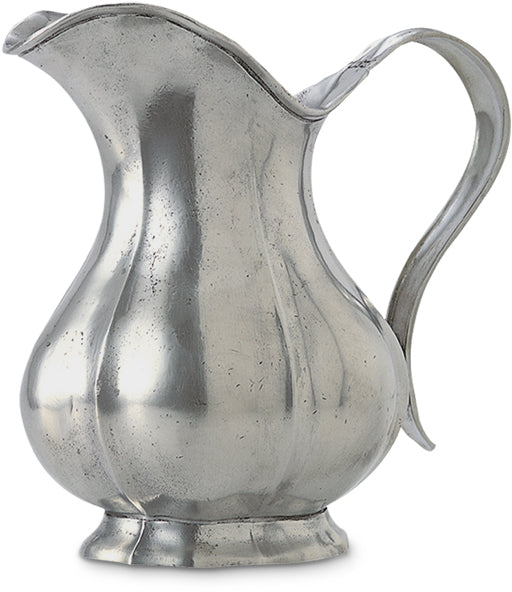 Fluted Pitcher