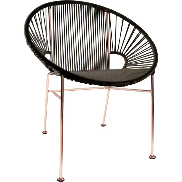Concha Chair - Copper Base