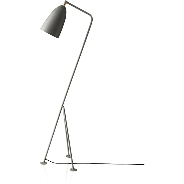 Grässhoppa Floor Lamp Blue GrayGreta Grossman for Gubi
