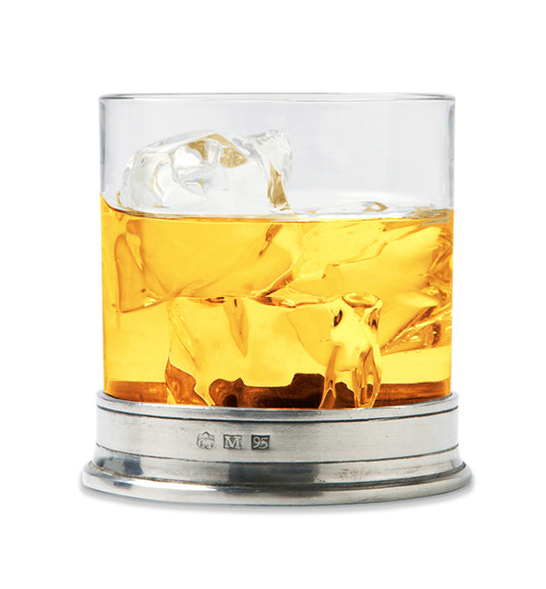 Classic Double Old Fashioned Glass - Set of 2