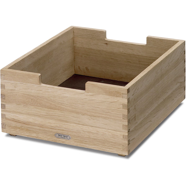 Cutter Storage Box Small - Oak