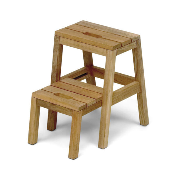 Dania Step Ladder - Teak