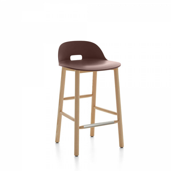Alfi Counter Stool- Low Back