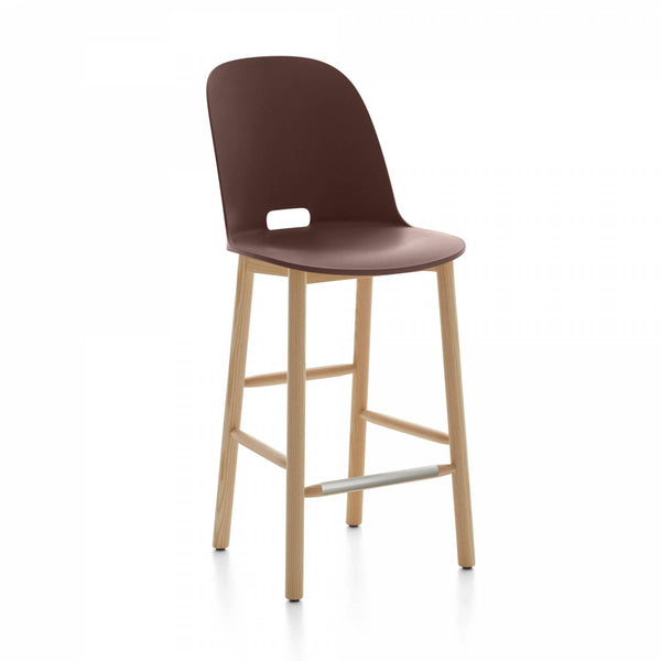 Alfi Counter Stool- High Back