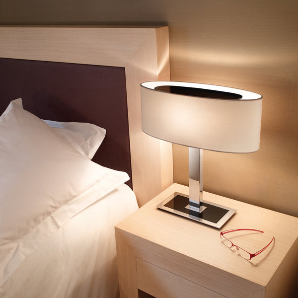 Mei Oval Table Lamp