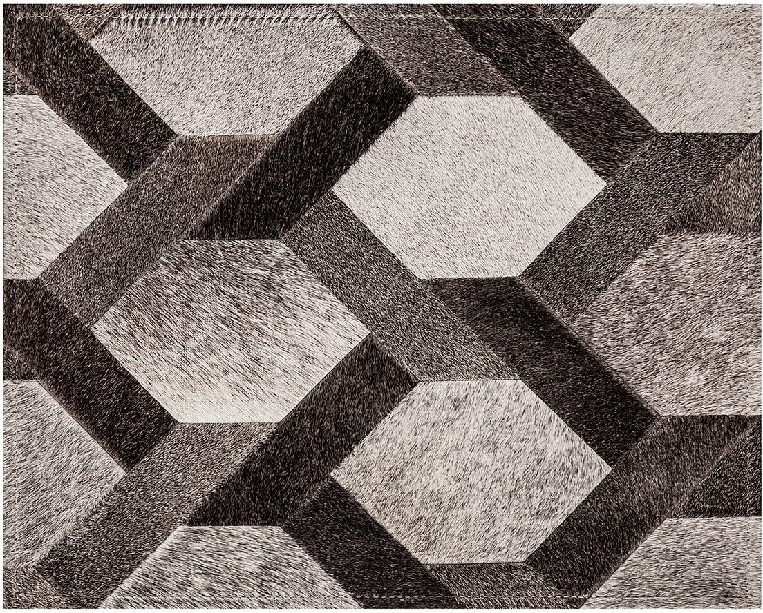 Armstrong Cowhide Rug - Reverse - 5 x 8 Product Image