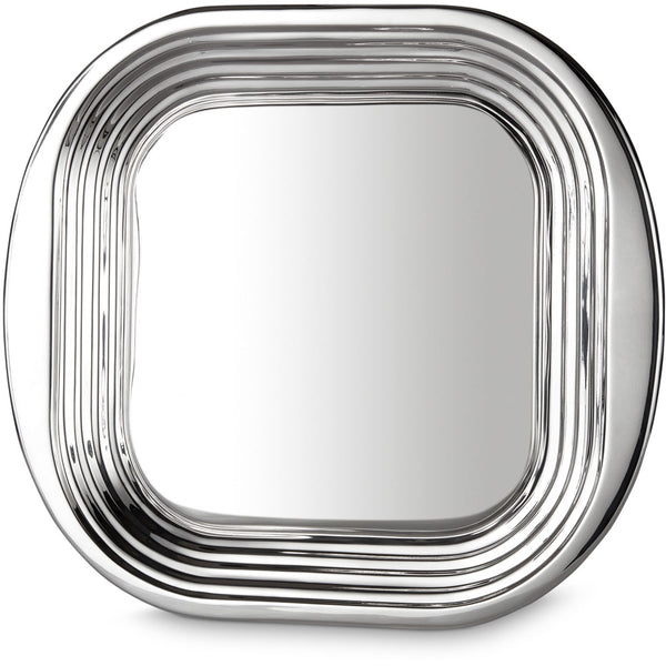 Form Square Tray - Stainless Steel