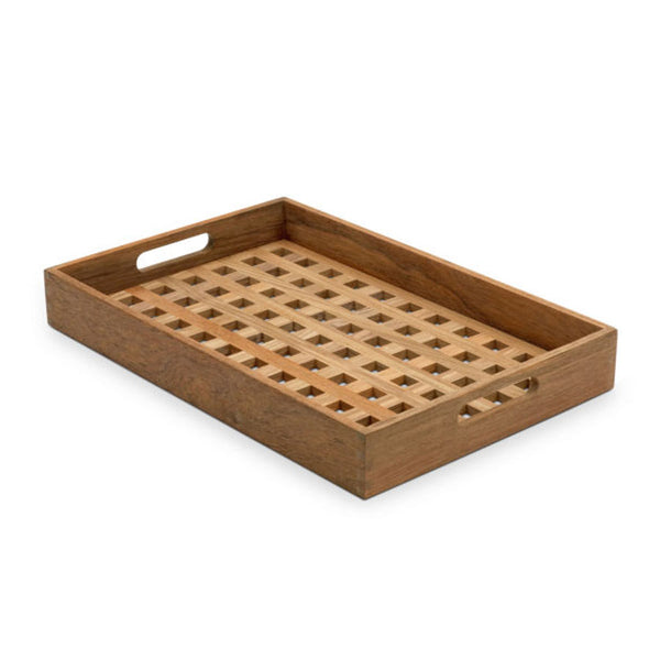 Fionia Teak Serving Tray - 48 x 32