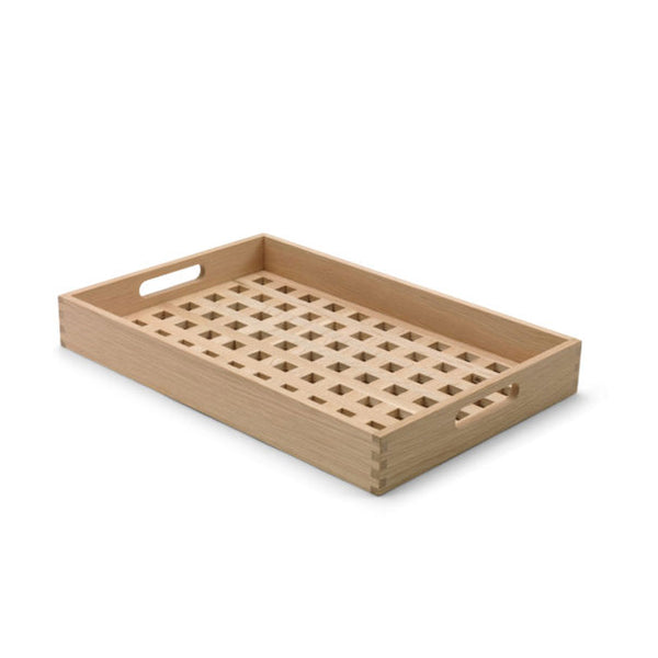 Fionia Oak Serving Tray - 48 x 32