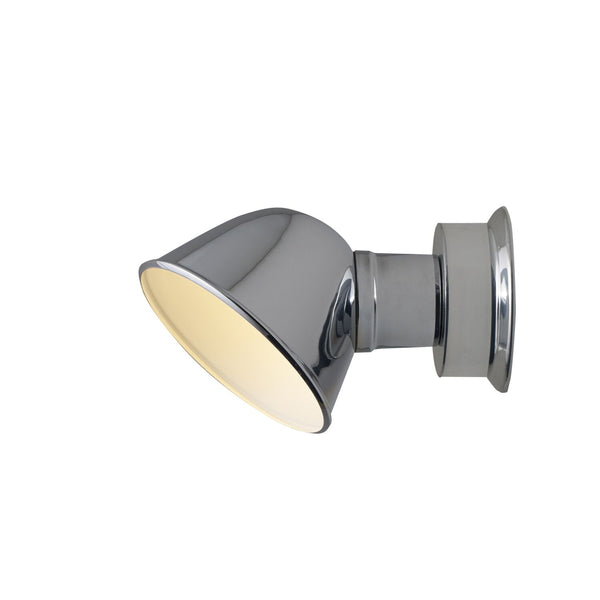 Ginger Wall Sconce - Chromed