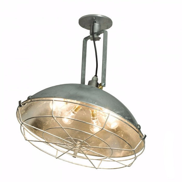 Cargo Cluster Wall Light with Guard 7242