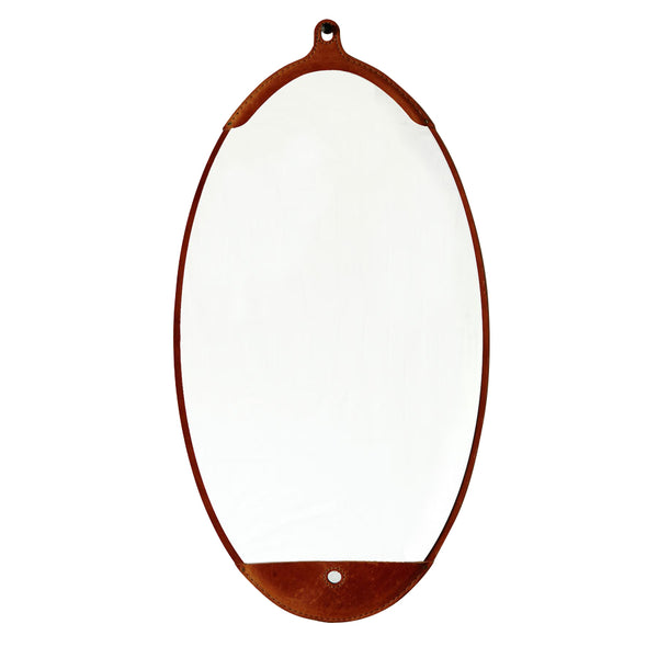 Fairmount Mirror - Long Oval