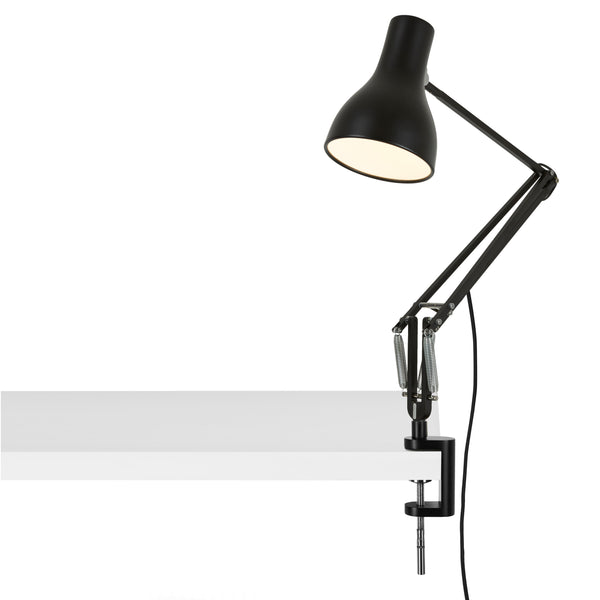 Type 75 Desk Lamp - Clamp Base