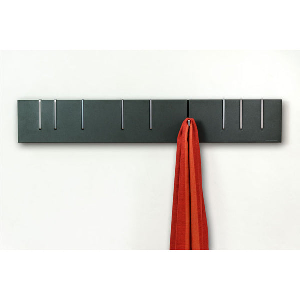 Symbol Coat Rack - Black
