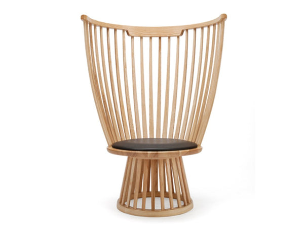 Fan Chair - Natural