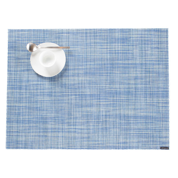 Chilewich Mini Basketweave Rectangle Placemat - Set of 4