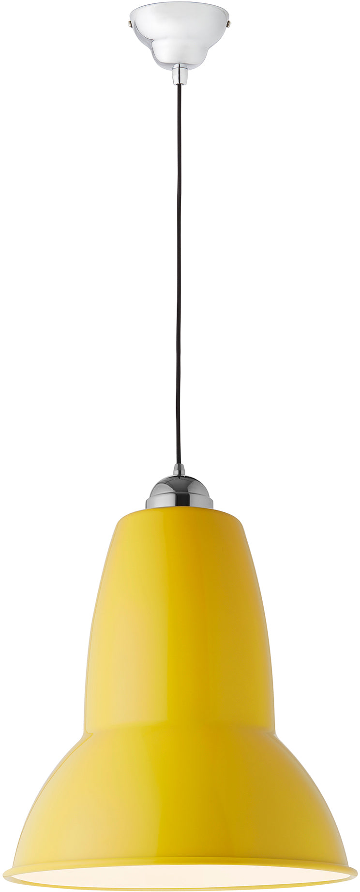 Anglepoise Original 1227 Giant Pendant Citrus Yellow