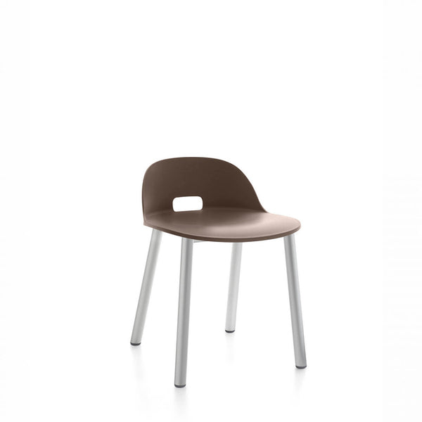 Alfi Aluminum Low Back Chair