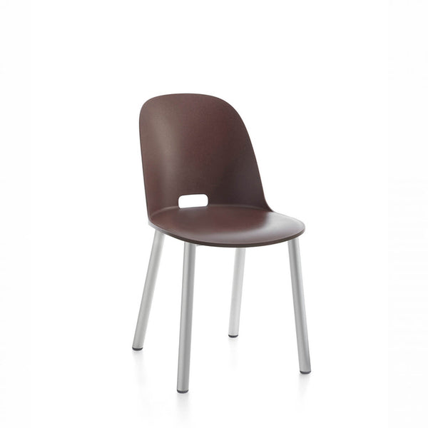 Alfi  Aluminum High Back Chair