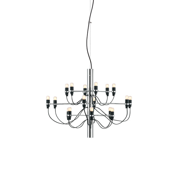 Flos 2097 Industrial Chandelier