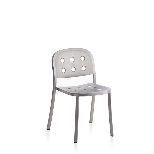 1 Inch All Aluminum Chair by Jasper Morrison
