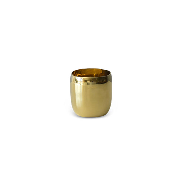 Brass Square Vessel 5cm