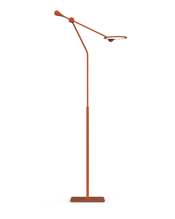 Trapeze LED Floor Lamp