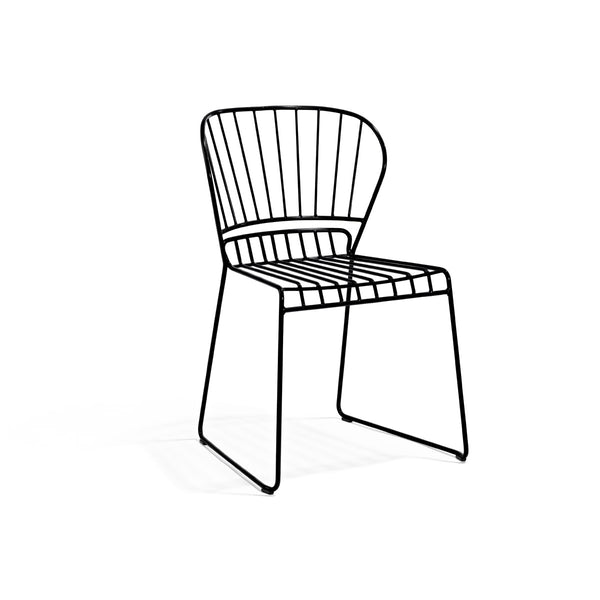 Reso Chair - Slat Seat - Set of 4