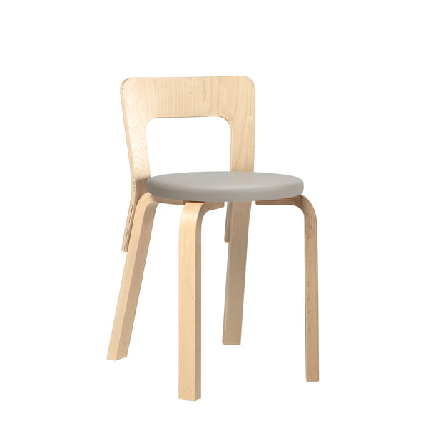 Chair 65 - Natural Lacquered