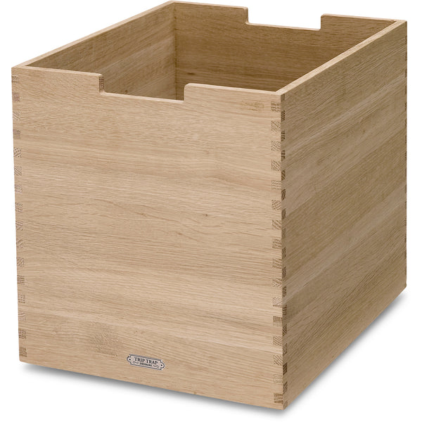 Cutter Storage Box - Oak