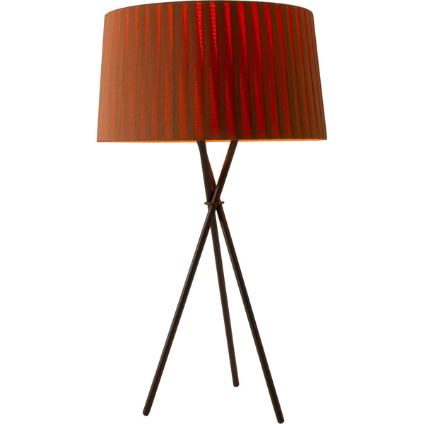 Tripod M3 Table Lamp - Terracotta