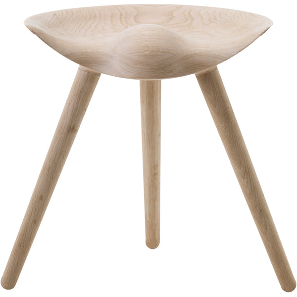 oiled oak or natural ML42 Stool - 18.9""