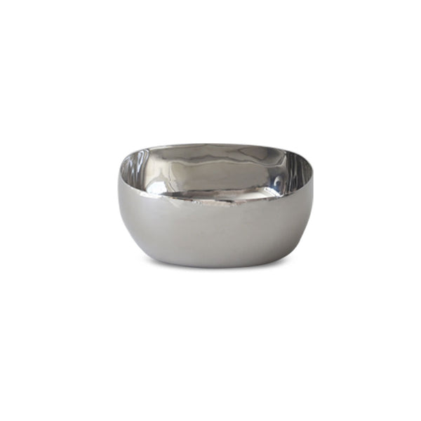 Stainless Steel Large Square Bowl