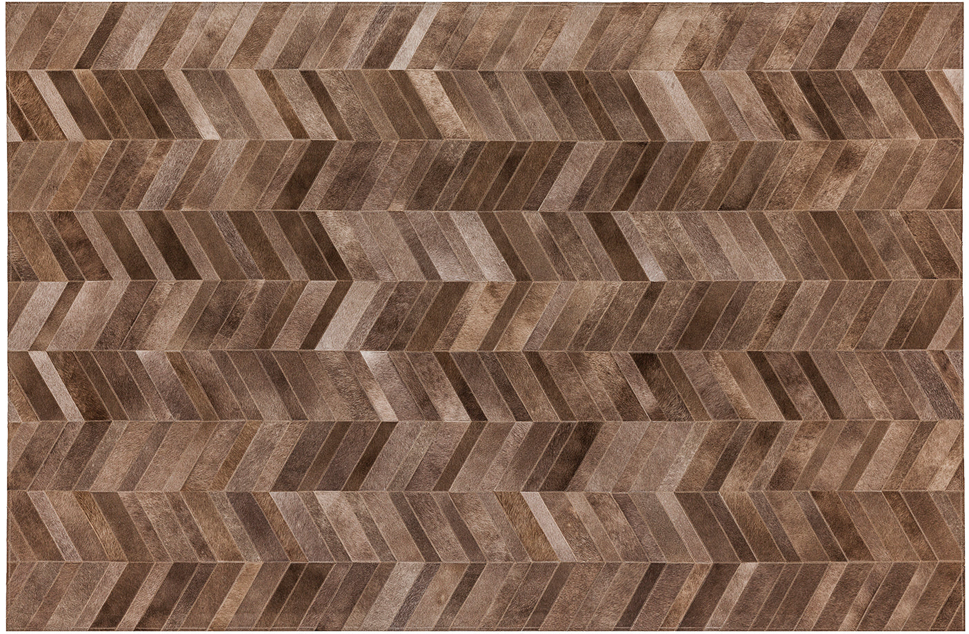Etta Cowhide Rug - Sand - 4 x 6 Product Image