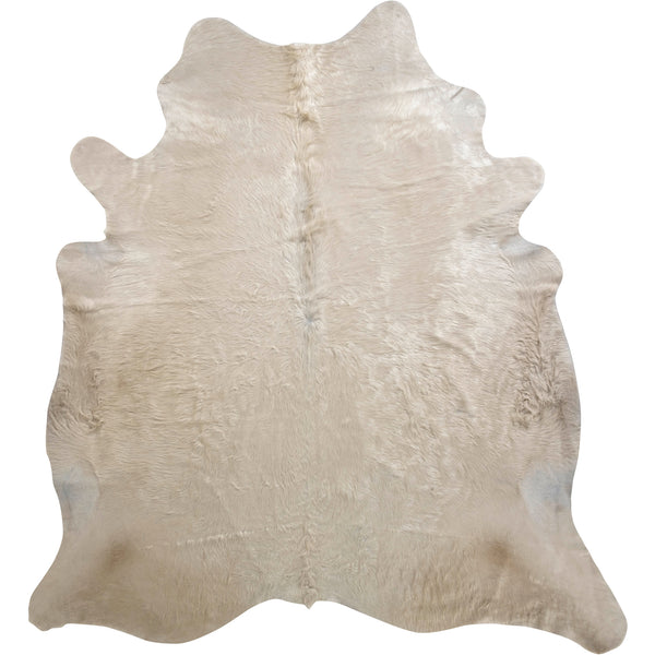 Cowhide Rug - Natural Ivory