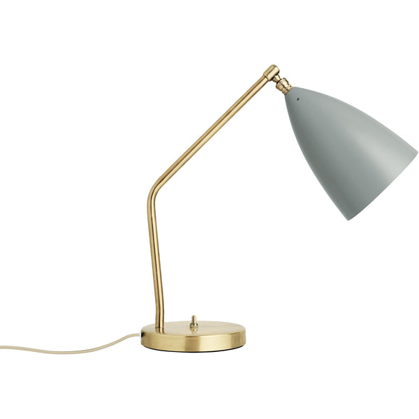 Grasshopper Task Table Lamp - Blue Gray