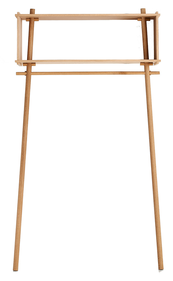 Töjbox - Clothing Rack & Shelf