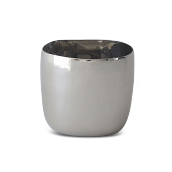 Stainless Steel Square Vessel 15cm