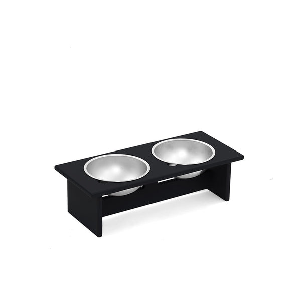 Minimalist Double Dog Bowl - Small