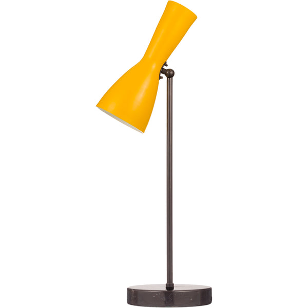 Clone of Wormhole Numer 4 - Table Lamp Signal Yellow/White