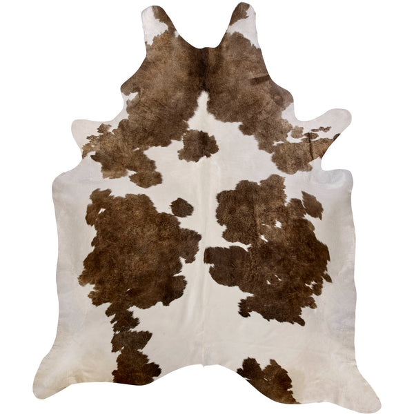 Cowhide Rug - Sand White Special