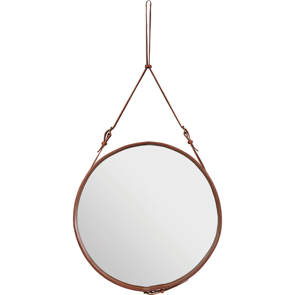 Adnet Mirror 70 - Tan